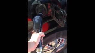 2003 Kia Sorento gas issue