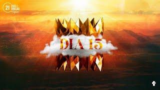 21 Dias de Oração e Jejum - ESPERANÇA - Dia 15