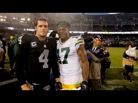 Could Derek Carr's Recruitment Of Davante Adams Be Voided By Packers Franchise Tag By J. Armendariz