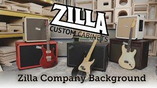Zilla Cabs Backstory