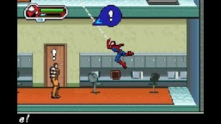 Ultimate Spider-Man - Mforma Group (Java Mobile Game)