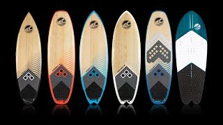 2019 Surf Collection (Cabrinha Kitesurfing)