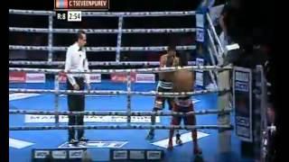 Choi Tseveenpurev vs Daud Cino Yordan