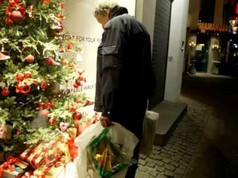 Finn og Erica Erlandsen - Christmas angel in the sky - Molde.