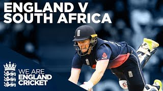 England Win By 3 Runs! | England v South Africa 2017 Classic | England Cricket 2020