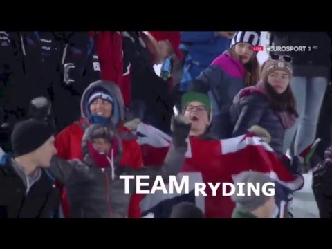 Ryding Schladming 2RUNS -2016