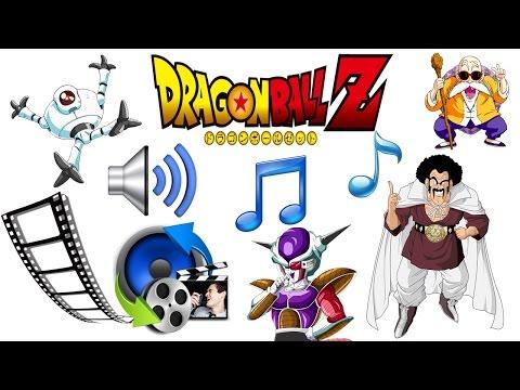 Como Descargar Todos Los Intros, Musica Y Sonidos De Dragon Ball - BDZ- DBGT - DBZ-KAY