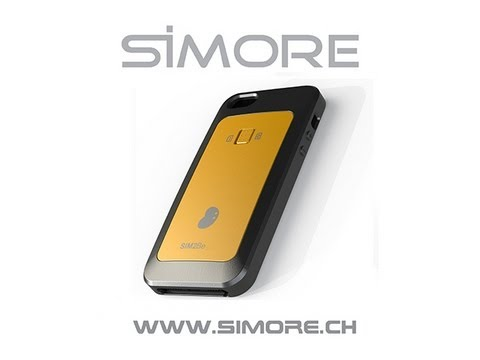 iphone 5 dual sim adaptateur double sim pour iphone 5 youtube. Black Bedroom Furniture Sets. Home Design Ideas