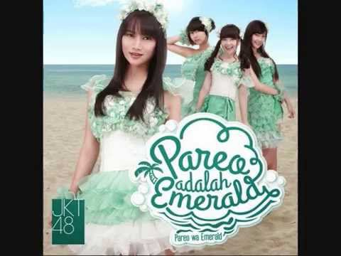 JKT48 Pareo Full album Emerald Pareo Wa Emerald