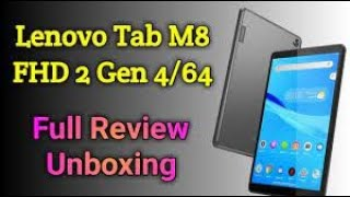 Unboxing Lenovo Tab M8 3rd gen 8 inch in Hindi