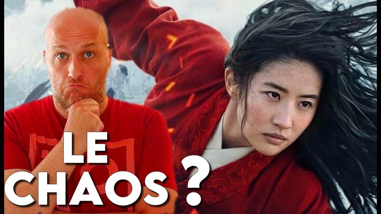 Mulan, le cinéma et Disney plus !