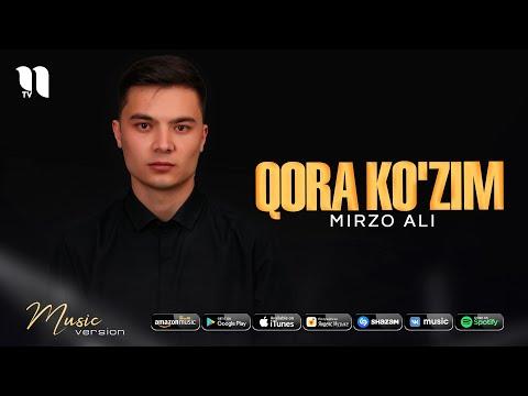 Mirzo Ali - Qora ko'zim