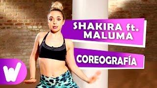 Shakira ft. Maluma – Chantaje | Coreografía paso a paso