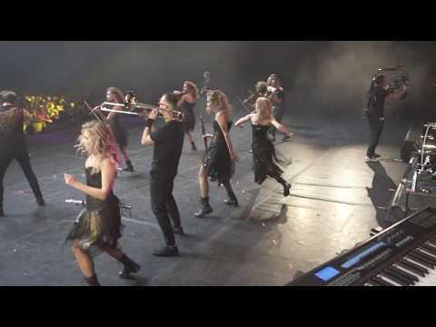 CONCORD ORCHESTRA - Walk This Way - Aerosmith Cover - Симфонические РОК-ХИТЫ | Крылья Грифона