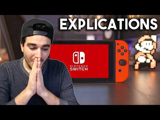 Conkerax mes explications sur les 3 jeux nintendo switch a eviter