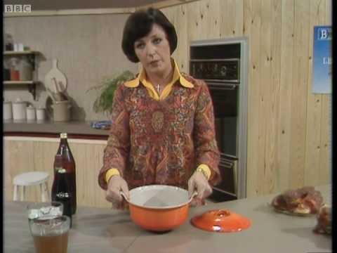 The Secrets of Casserole Cooking  Delia Smith's Cookery Course  BBC