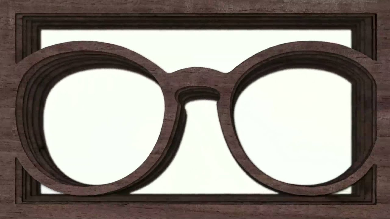 Giorgio Armani - Special Edition Wooden Frames - YouTube