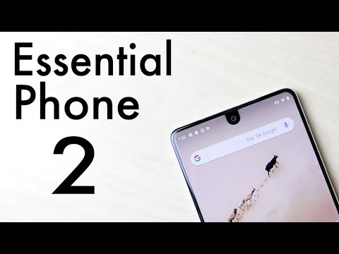 Essential Phone 2 CONFIRMED!