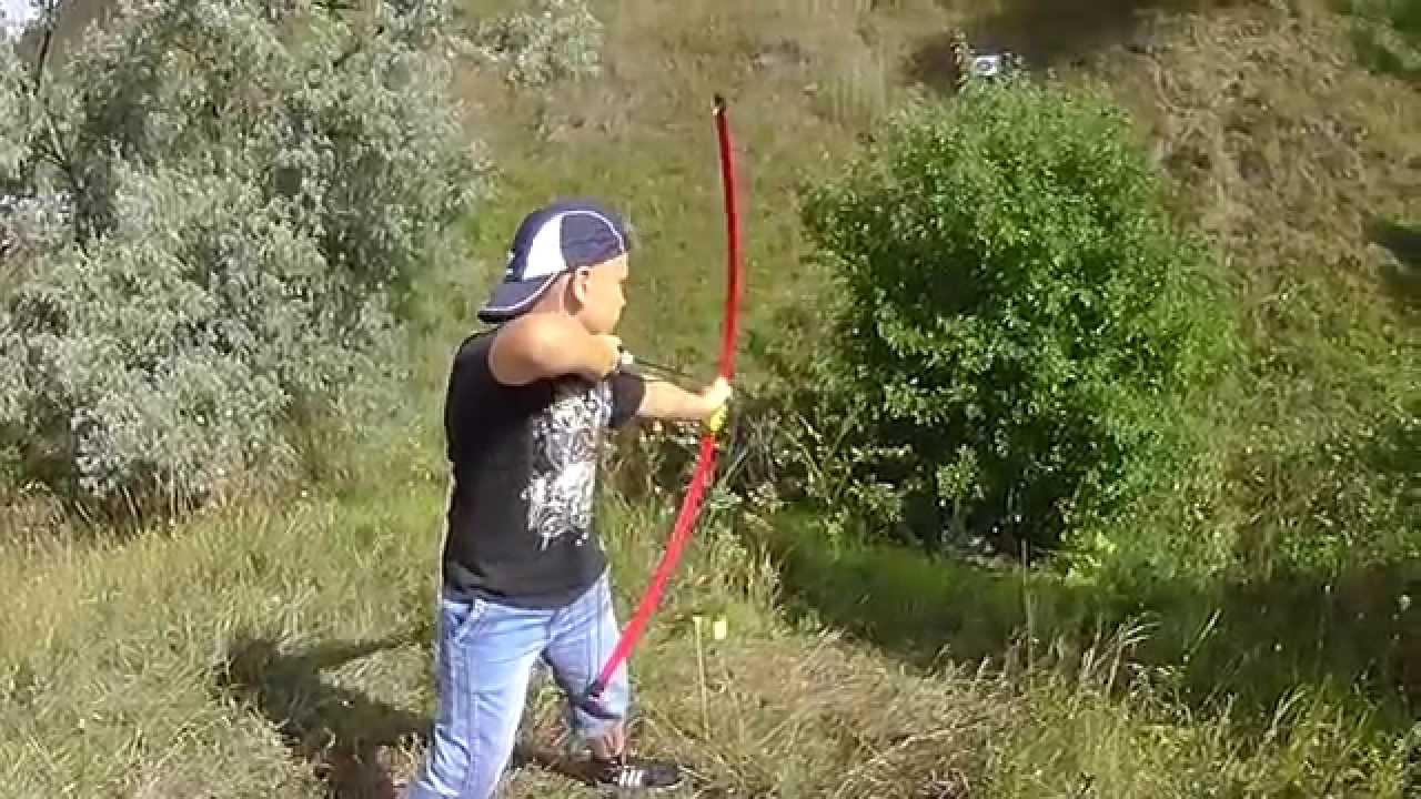 Соревнования 3д по стрельбе из лука