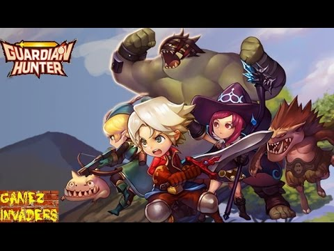 Guardian Hunter Mobile Tablet Iphone Ipad Game First