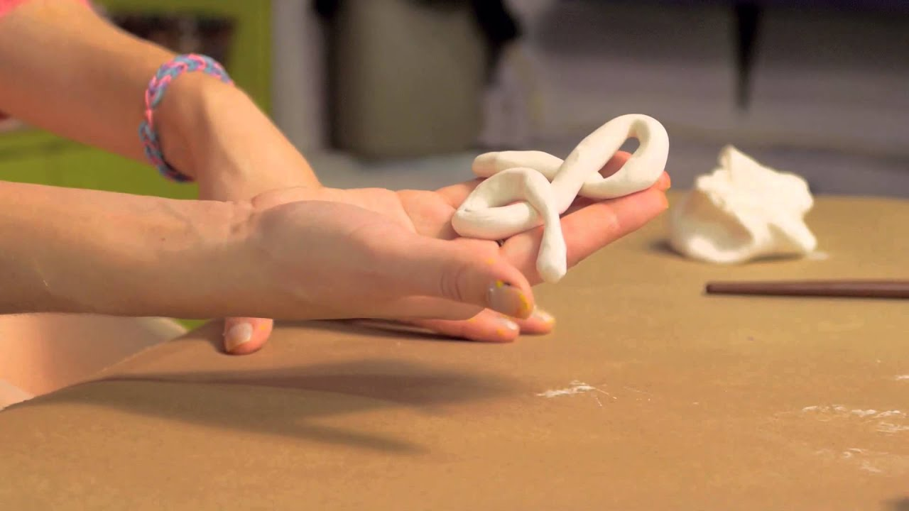 What can be made of plasticine