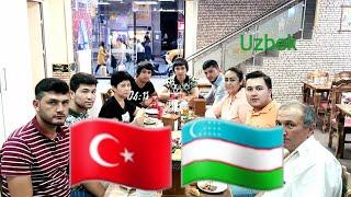 Yulduz Usmonova Musofrlik Nonin Yeganlar Turkiyadagi Uzbeklar HAN ATLAS KUMKAPI 2018