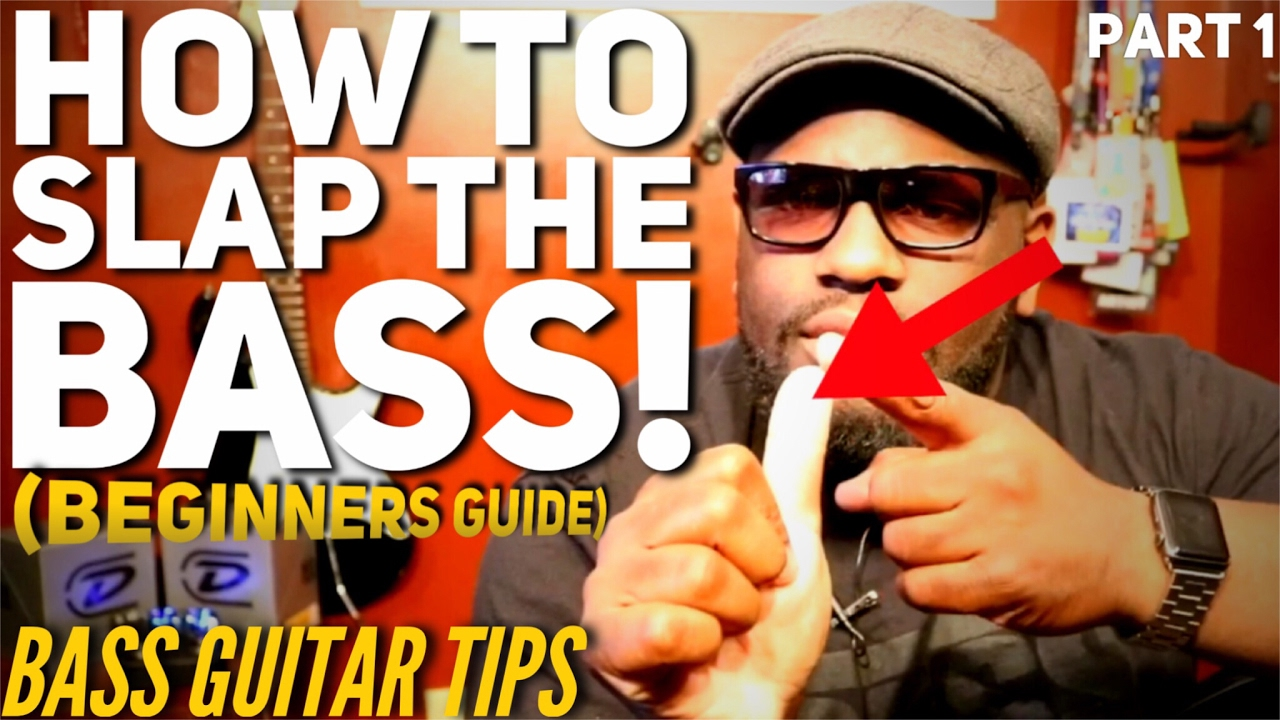 how to play slap bass pt1 for beginners bass guitar course daric bennett 39 s bass lessons. Black Bedroom Furniture Sets. Home Design Ideas