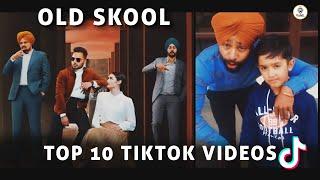 OLD SKOOL    Prem Dhillon ft Sidhu Moose Wala   Naseeb   Top 10 Tiktok Videos 2020