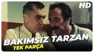 Bakımsız Tarzan | Eski Türk Filmi Tek Parça (Restorasyonlu)