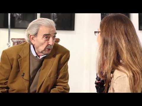 Entrevista a Juan Gelman primera parte HD