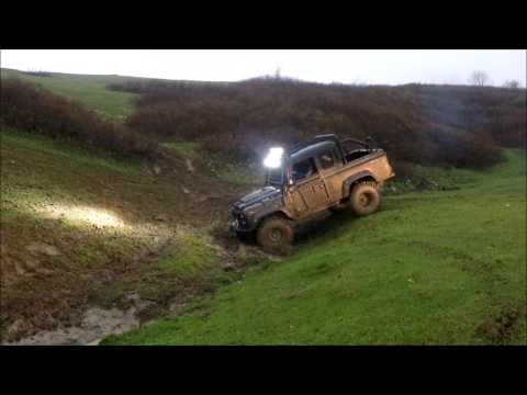 Extreme off road Cherokee & Defender & Hilux ln65 & Nissan Navara & mitsubishi l200
