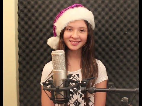 Kelly Clarkson ~ My Grown Up Christmas List cover ~ Jasmine Clarke ...
