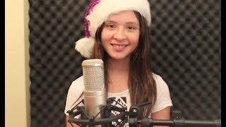 Kelly Clarkson ~ My Grown Up Christmas List cover ~ Jasmine Clarke 14 y/o