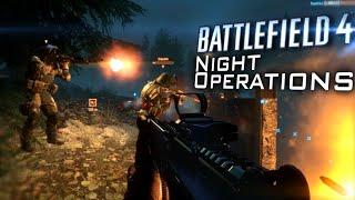 Battlefield 4: Night Operations - Rush Defense [60fps]