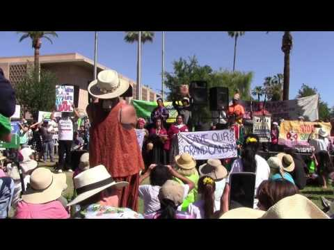Phoenix Climate March- Uranium Mining