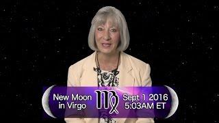 New Moon in Virgo 2016