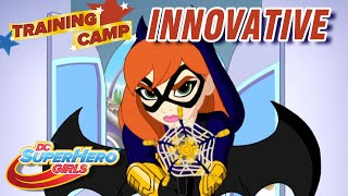 DC Super Hero Girls Training Camp: Heroes are Inventors | DC Super Hero Girls