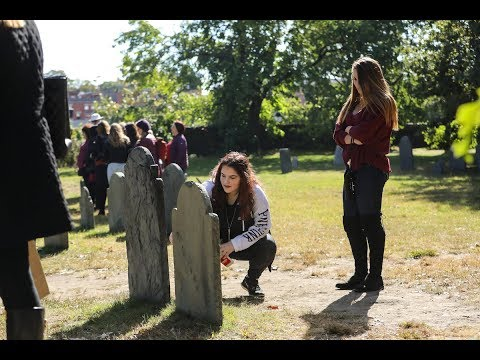 Suffolk Experience: Witch Hunt