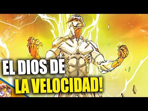 ¿Quien es GodSpeed el dios de la velocidad? - Biografias Banana