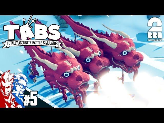#5【アクション】弟者,兄者の「Totally Accurate Battle Simulator」【2BRO.】