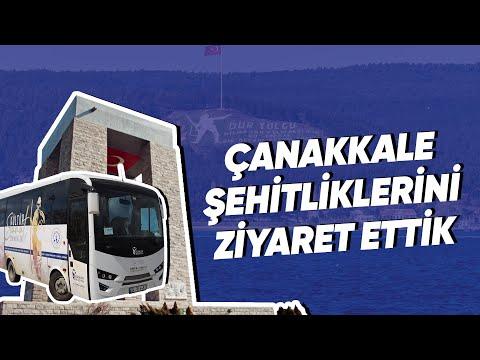 #VLOG3 | Çanakkale Şehitliklerini Ziyaret Ettik!
