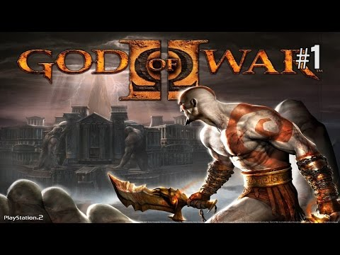 Twitch Livestream | God Of War 2 Part 1 [PS2/PS3]