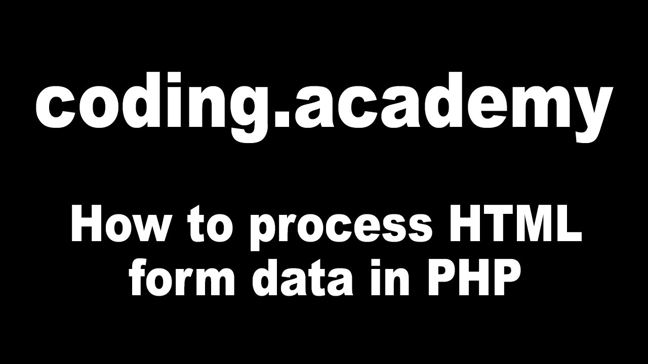 how to send data from html to php