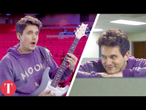 """This Is Why John Mayer's """"New Light"""" Music Video Is The Best Thing You've Seen This Year"""