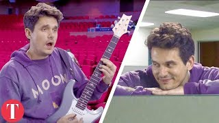 This Is Why John Mayer 39 s New Light Music Video Is The Best Thing You 39 ve Seen This Year