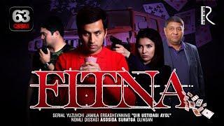Fitna (o'zbek serial) | Фитна (узбек сериал) 63-qism