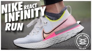 Nike React Infinity Run Flyknit Performance Review