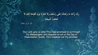 Ramadhan: Al-Imran - Verse 195
