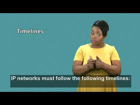 Real Time Text (American Sign Language)