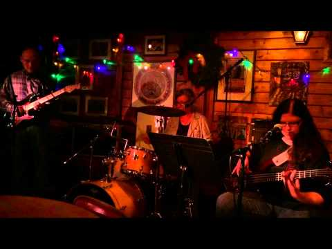 North Coast Goats - Blues at the Spider December 2014